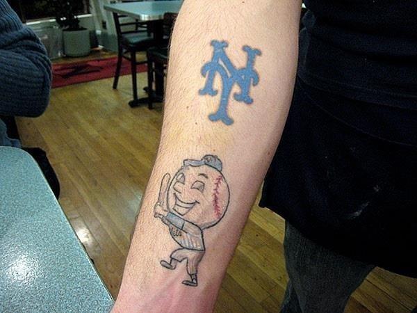Baseball tattoo designs and ideas 45