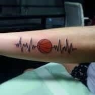 Basketball Tattoos 51