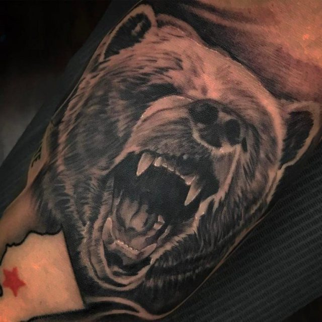 Bear Tattoo 80 765×765