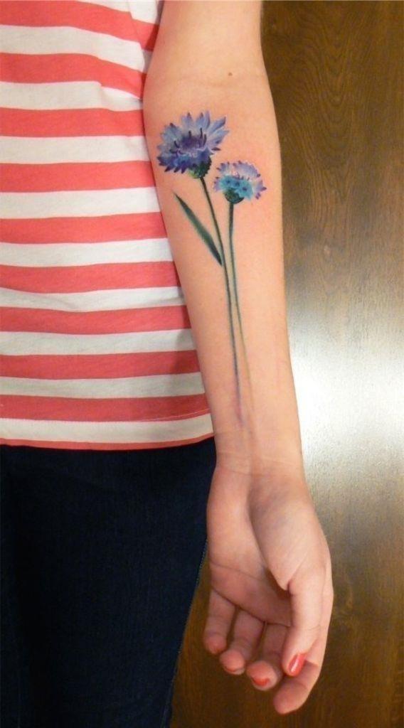 Best Flower Tattoos 27