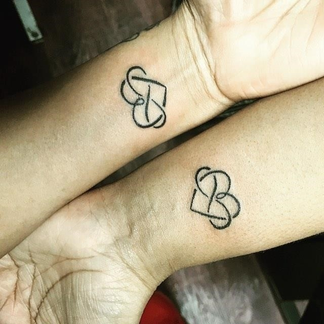 Best Friend Tattoos  1
