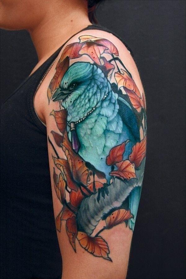 Bird Tattoos 53