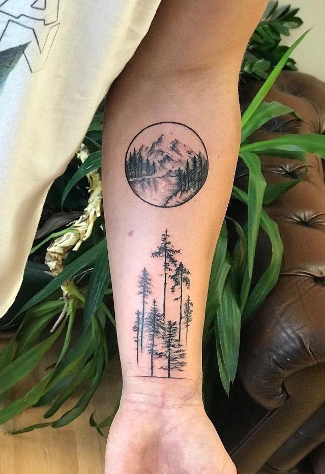 Black Forest Tattoo