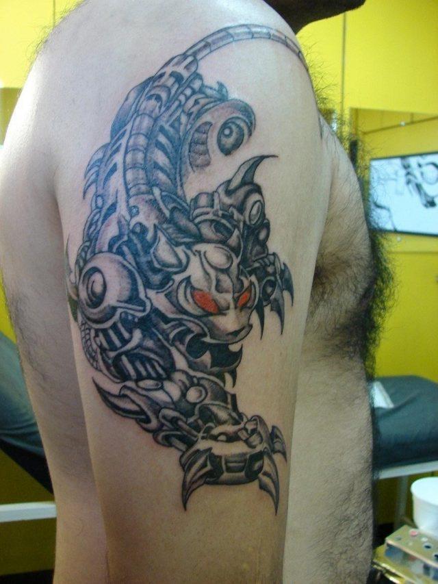 Black Panther Tattoos For Men