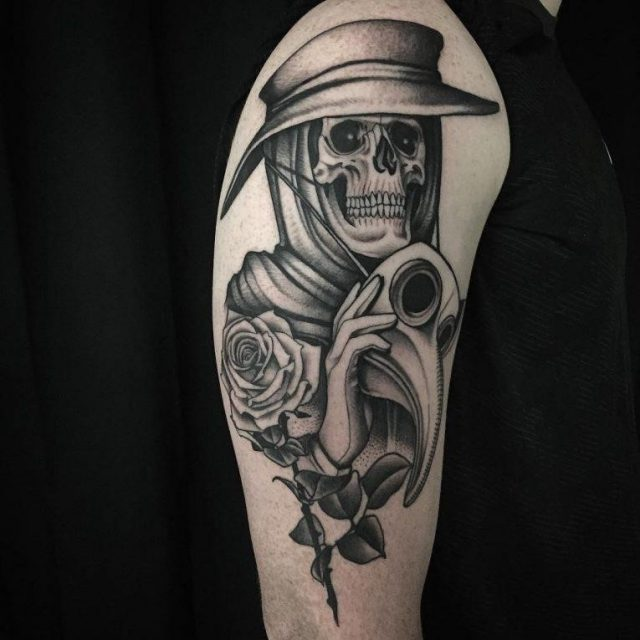 Black White Tattoo 75 765×765