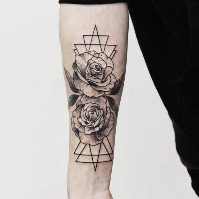 Black White Tattoo 76 765×765