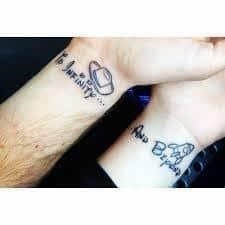 Brother Sister Tattoos 8