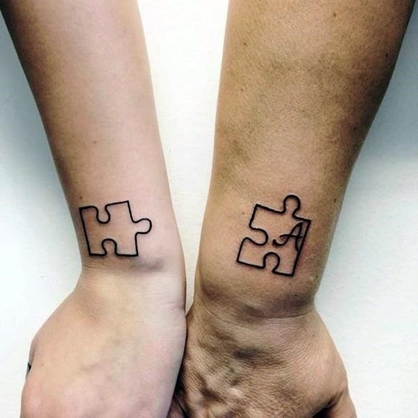 Brother and Sister Tattoos 4 3
