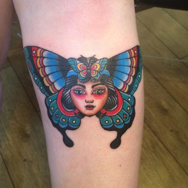 Butterfly Tattoo 13