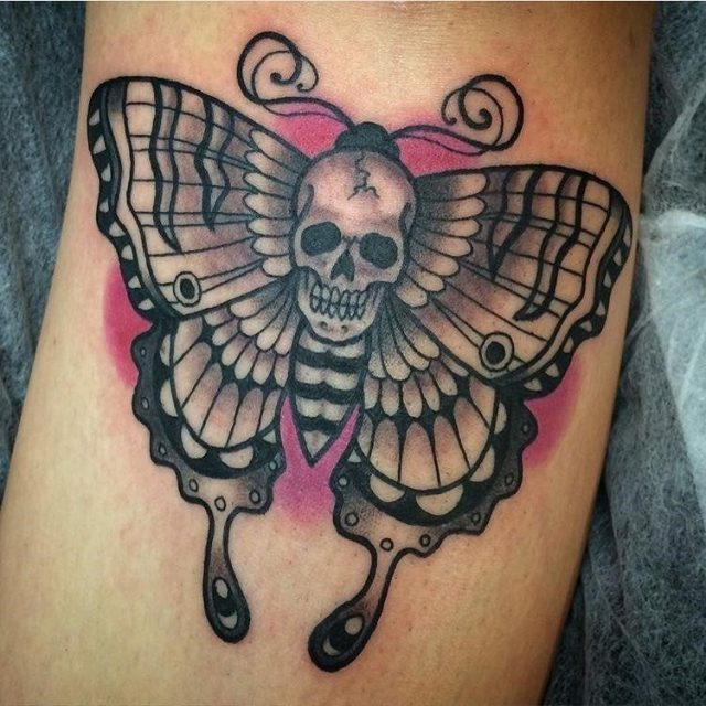 Butterfly Tattoo 23