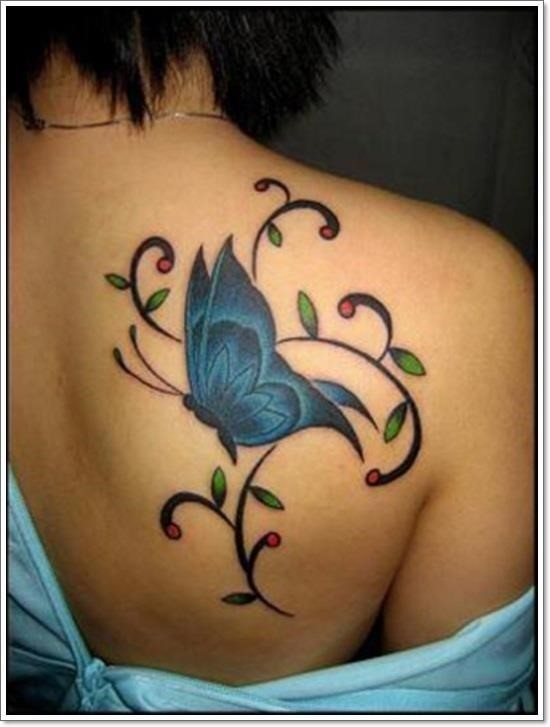 Butterfly Tattoo Designs 2013