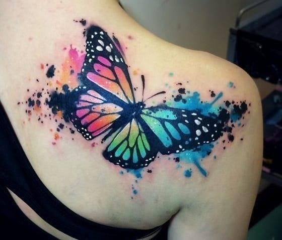 Butterfly Tattoo Designs2