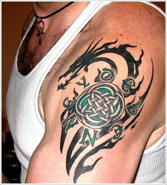 CELTIC TATTOO DESIGNS 13