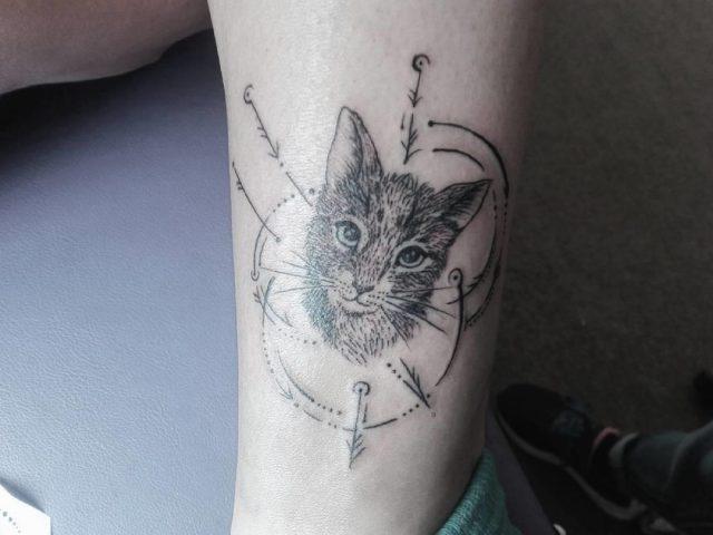 Cat Tattoo  15
