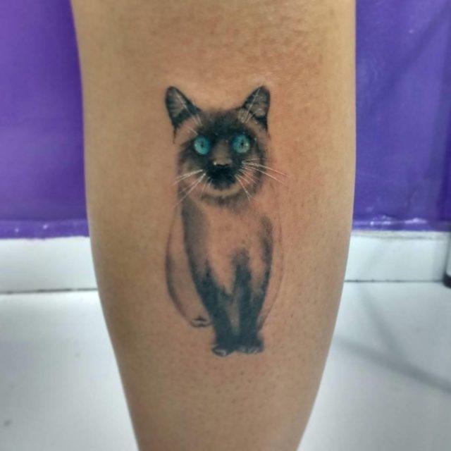 Cat Tattoo  7