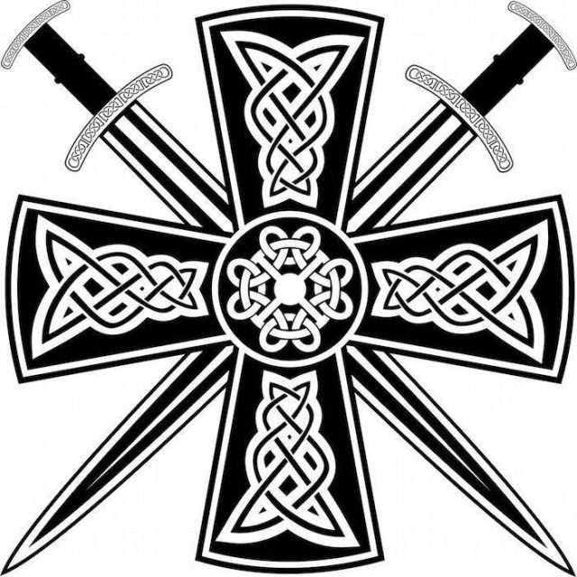 Celtic Cross Tattoo 3