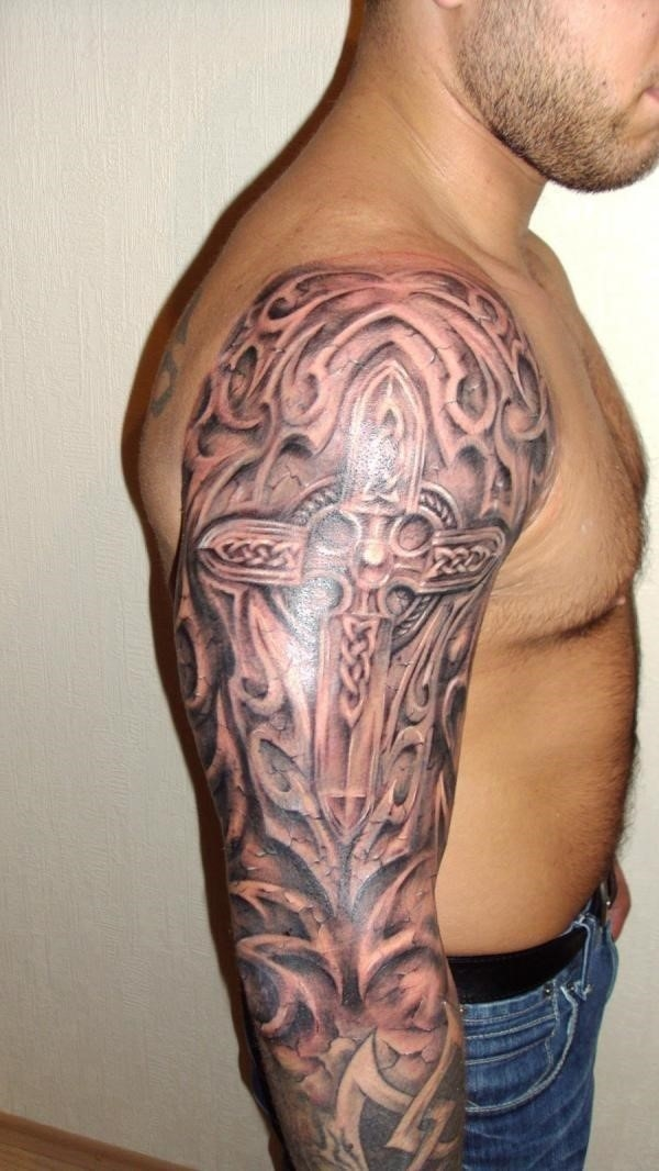 Celtic Tribal Tattoo8