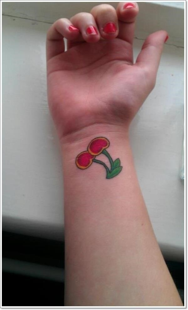 Cherry Tattoos 7