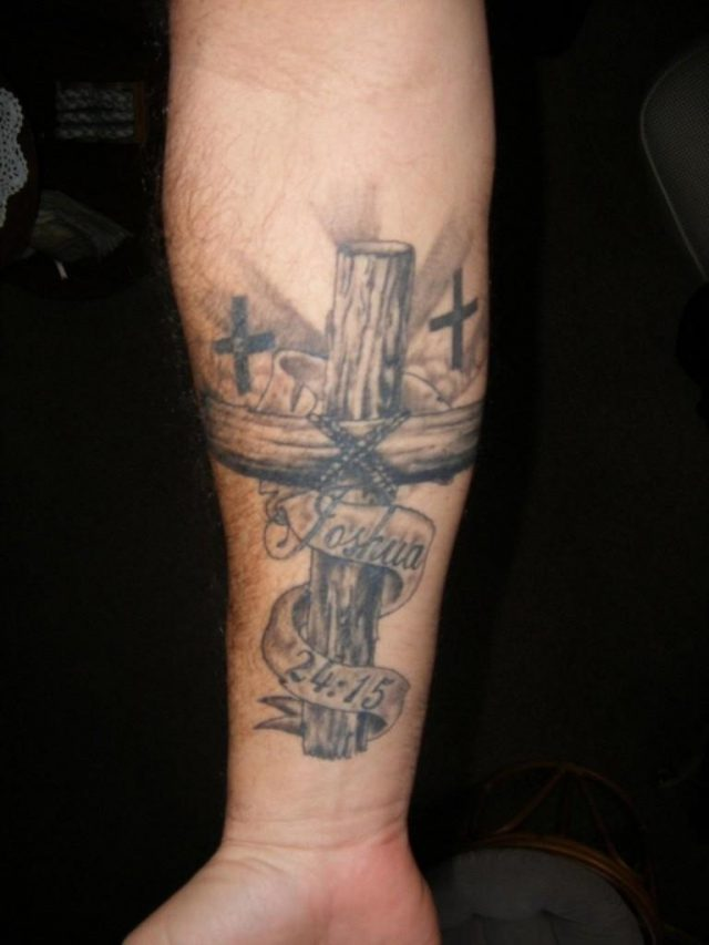 Christian Wrist Tattoos 768×1024