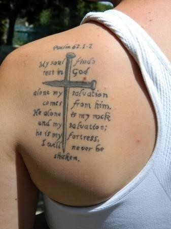 Christian tattoo designs
