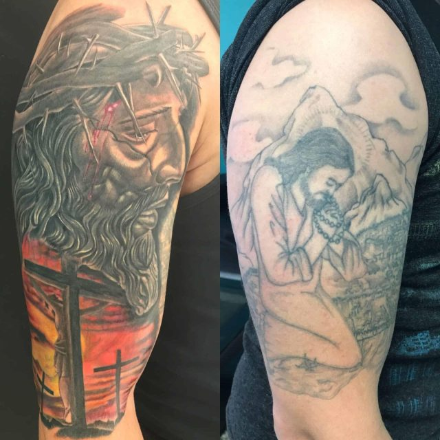 Cover Up Tattoo Religious 2560×2560