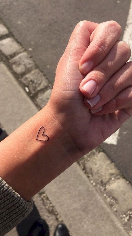 Cute Love Tattoo Designs
