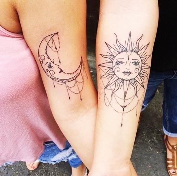 Cute Tattoo Designs For The Best Friends00006