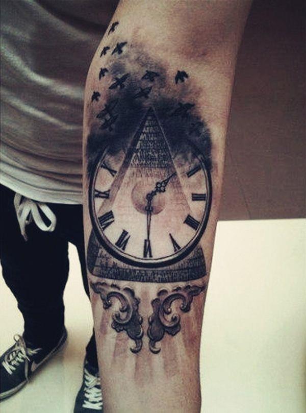 Cute Tattoo for Men