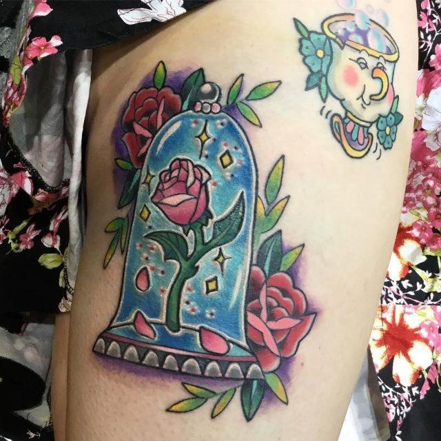 Disney Tattoo  5