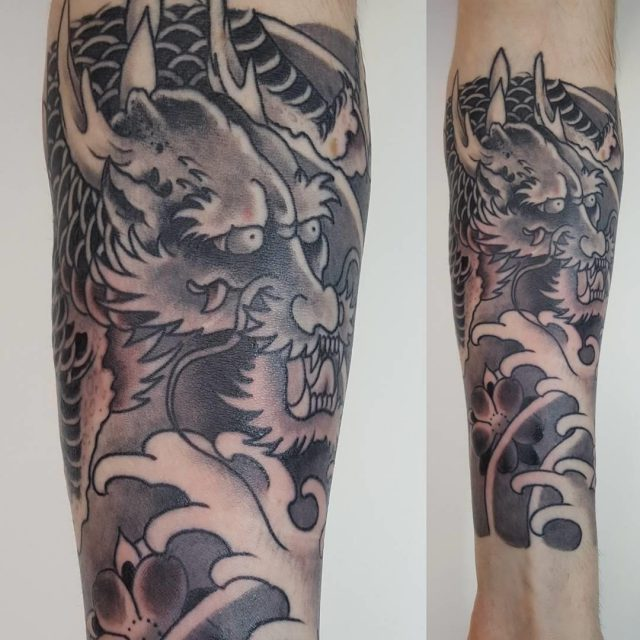 Dragon Tattoos The Ink Factory 3