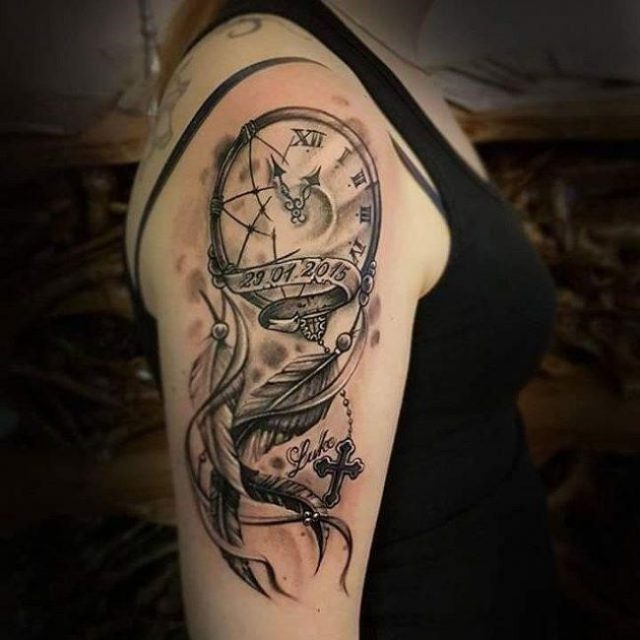 Dreamcatcher Tattoo  18 650×650