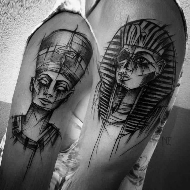 Egyptian Tattoo 24