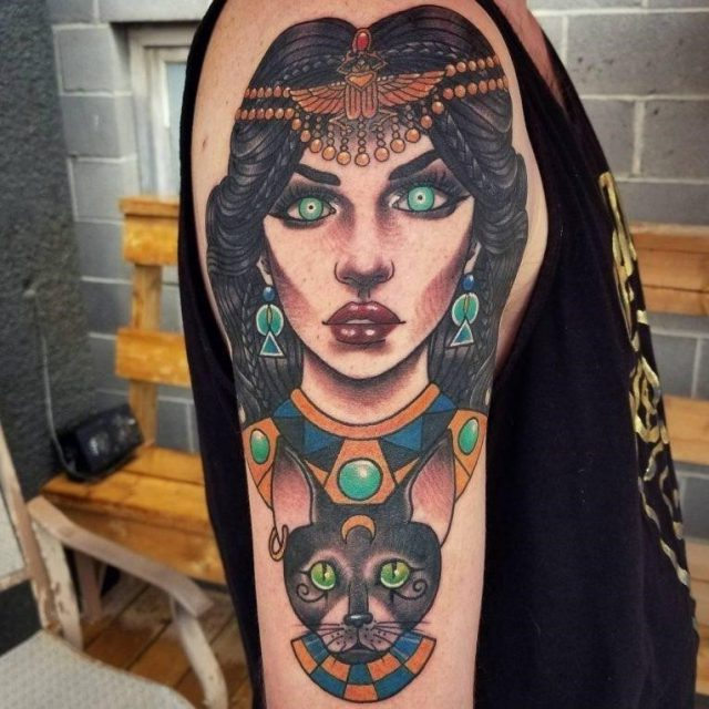 Egyptian Tattoo 64 765×765