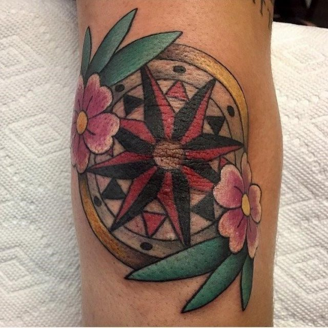 Elbow Tattoos  29
