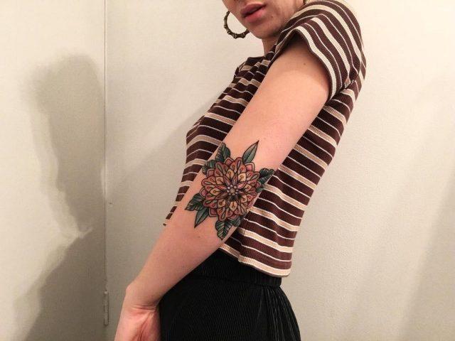 Elbow Tattoos  32