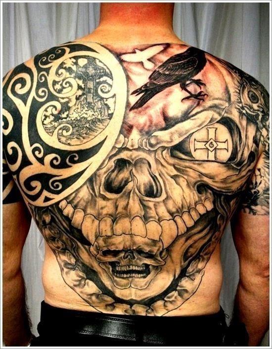 Evil Tattoo Designs 1