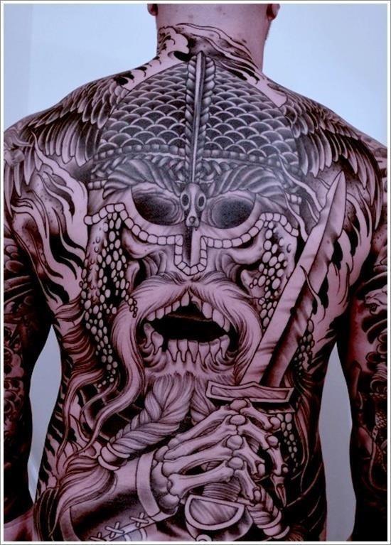 Evil Tattoo Designs 15
