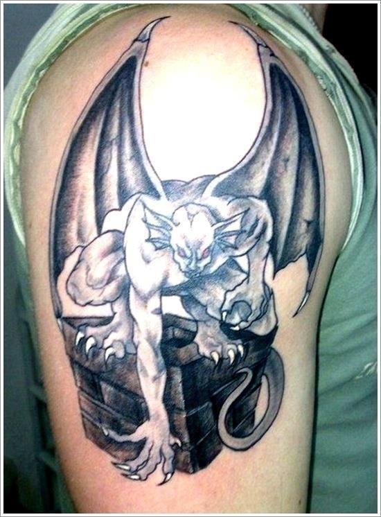 Evil Tattoo Designs 18