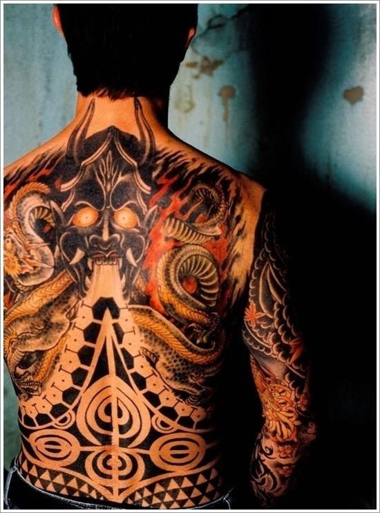 Evil Tattoo Designs 2