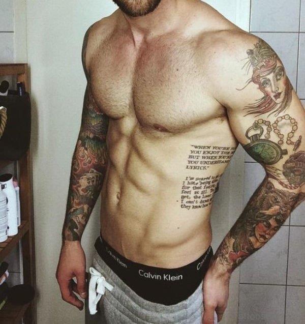 Excellent Wording Tattoo 600×637