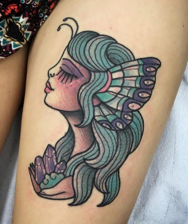 Fairy Tattoo  3