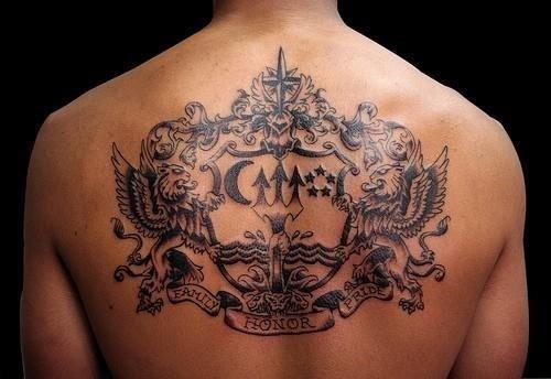 Family Crest 4
