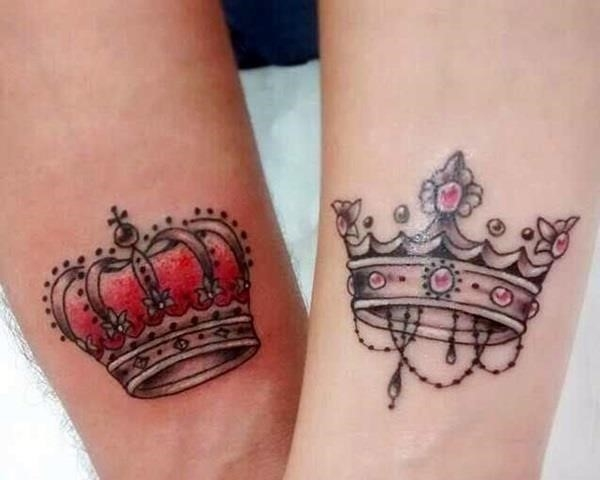 Father and Daughter Tattoos 10