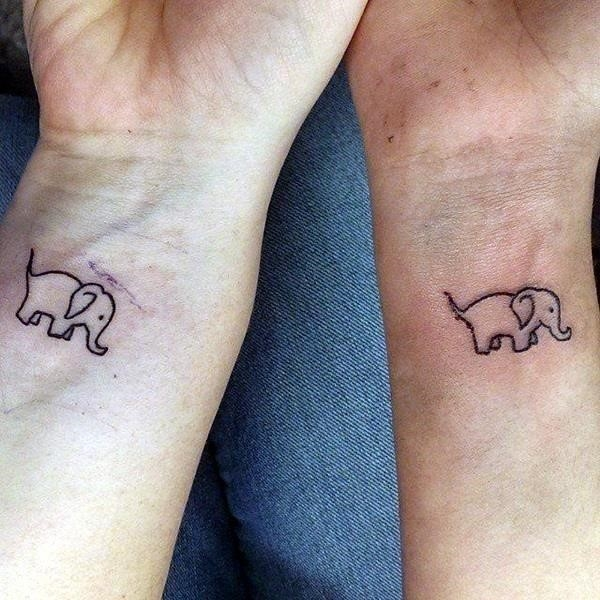 Father and Daughter Tattoos 13