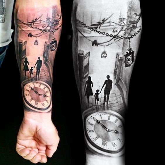 Fatherandson Tattoo 7