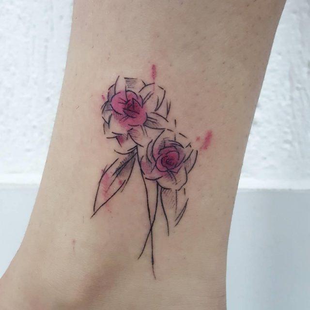Feminine Tattoo  20