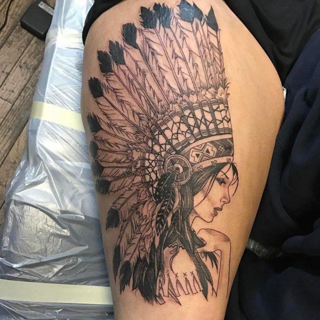 Feminine Tattoo  5