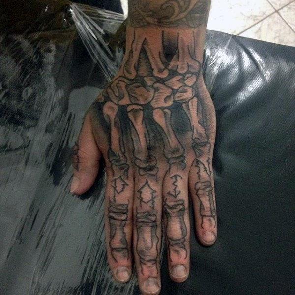 Finger Tattoo Ideas 19