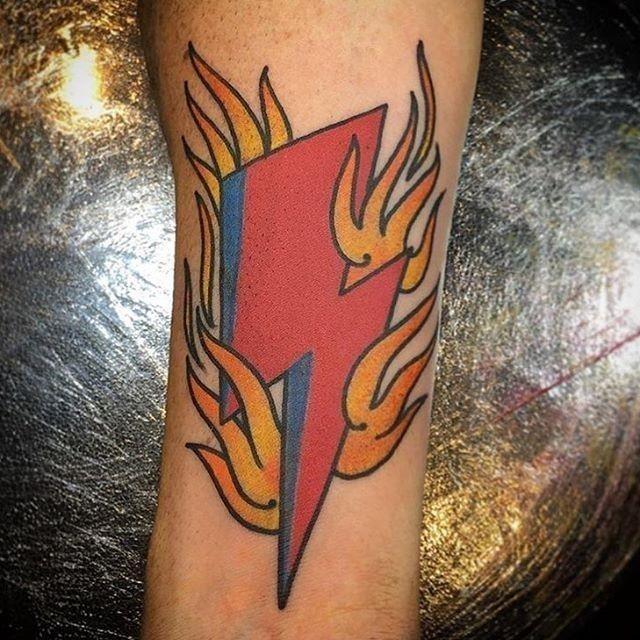 Flame Tattoos  20