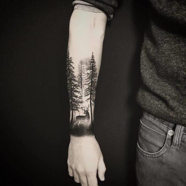 Forest Tattoo 03